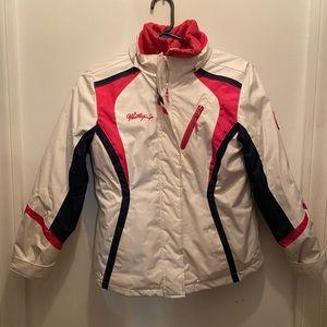 Girls Weatherproof Layered Systems Jacket